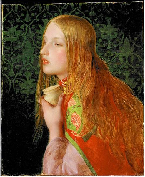 Anthony Frederick Sandys (1829-1904)-Mariya_Magdalena