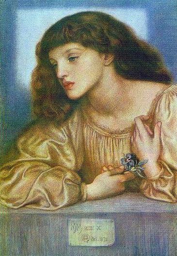 Dante Gabriel Rossetti (1828-1882)-Rossetti_Dante_Gabriel_May_Morris