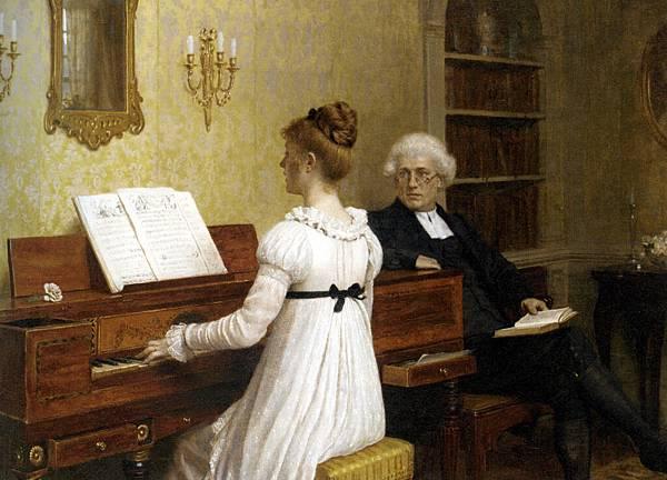 Leighton_Edmund_Blair_The_Piano_Lesson_1896_Oil_On_Canvas-huge