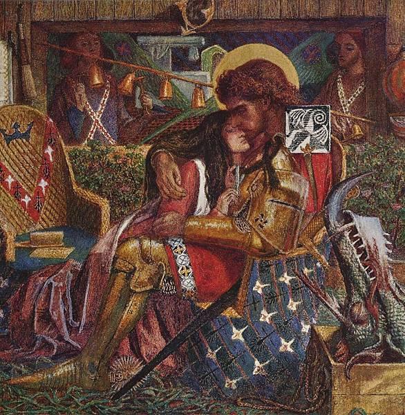 Dante Gabriel Rossetti (1828-1882)-Dante_Gabriel_Rossetti_005