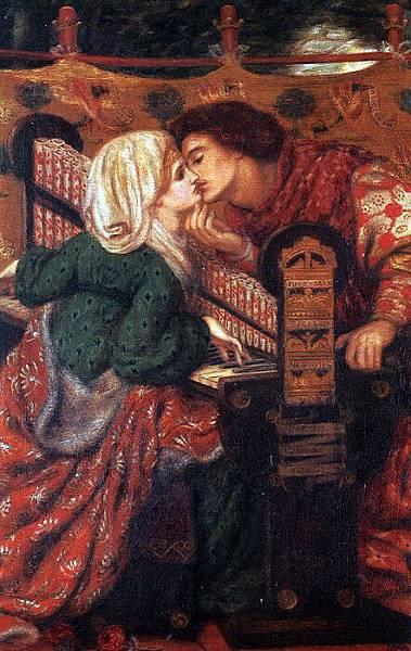 Dante Gabriel Rossetti (1828-1882)-Rossetti_Dante_Gabriel_King_Rene-s_Honeymoon