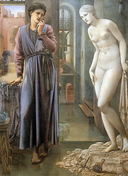 Burne_Jones_Pygmalion_and_the_Image_II_The_Hand_Refrains