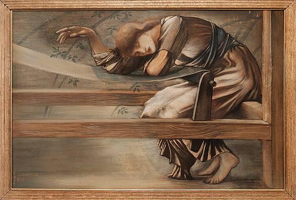 Burne_Jones_Study_for_the_Garden_Court