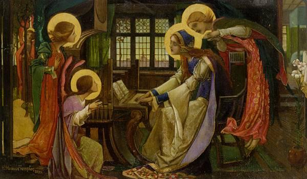 Frampton_Edward_Reginald_St_Cecilia_1898_Oil_on_Canvas_on_Panel-huge