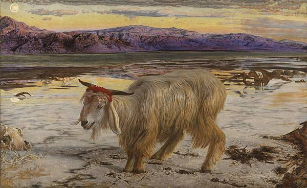 William_Holman_Hunt_-_The_Scapegoat