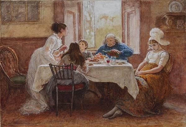 Frederick Walker (1840-1875