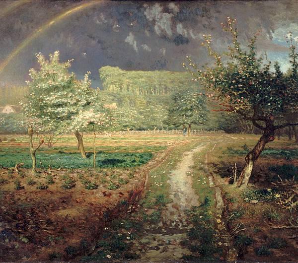 Jean-Francois Millet (1814-1875) 米勒