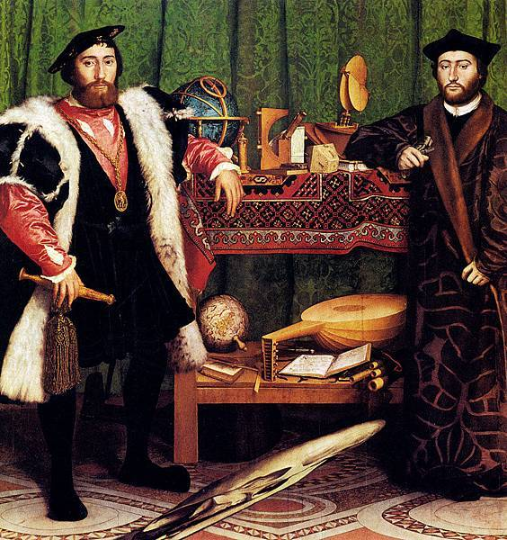 Holbein_Hans_The_French_Ambassadors