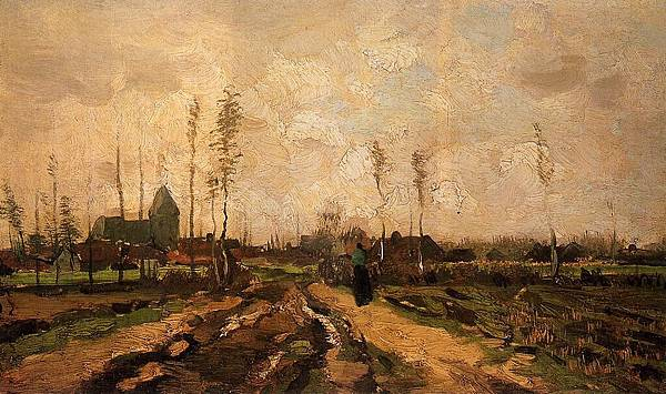 Van_Gogh_Vincent_Landscape_with_Church_and_Farms