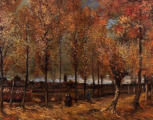 Van_Gogh_Vincent_Lane_with_Poplars