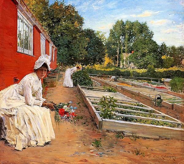 William Merritt Chase (1849-1916)-Chase_William_Merritt_The_Nursery