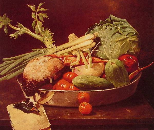 William Merritt Chase (1849-1916)-Still_Life_with_Vegetable