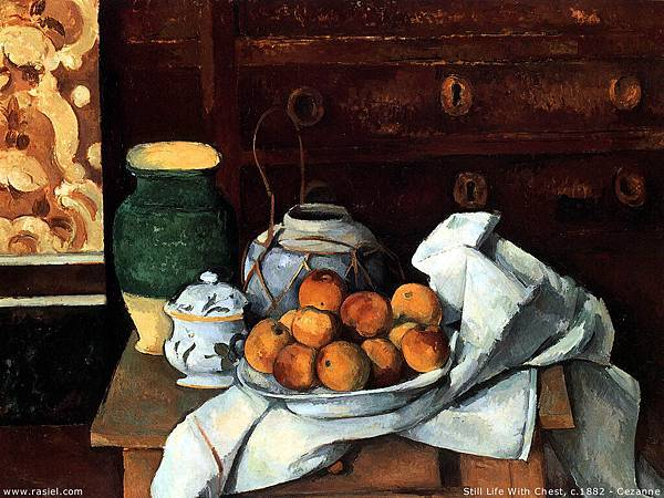 Still Life with chest