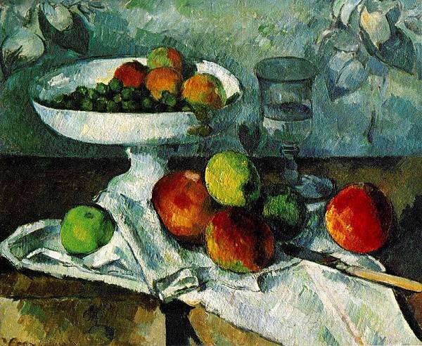 Still Life with Compotier