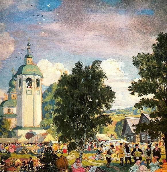 Boris Kustodiev (1878-1927)-piuot7