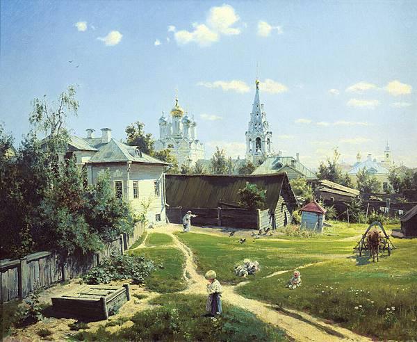 Vasiliy Polenov (1844-1927) (9)