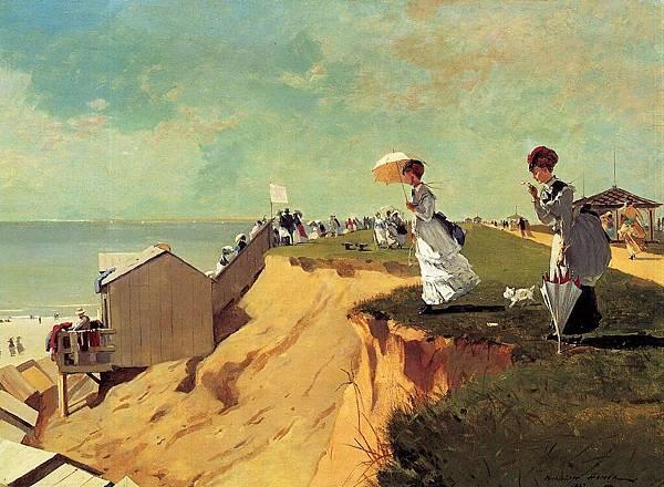 Winslow Homer (1836-1910)-Homer_Winslow_Long_Branch_New_Jersey