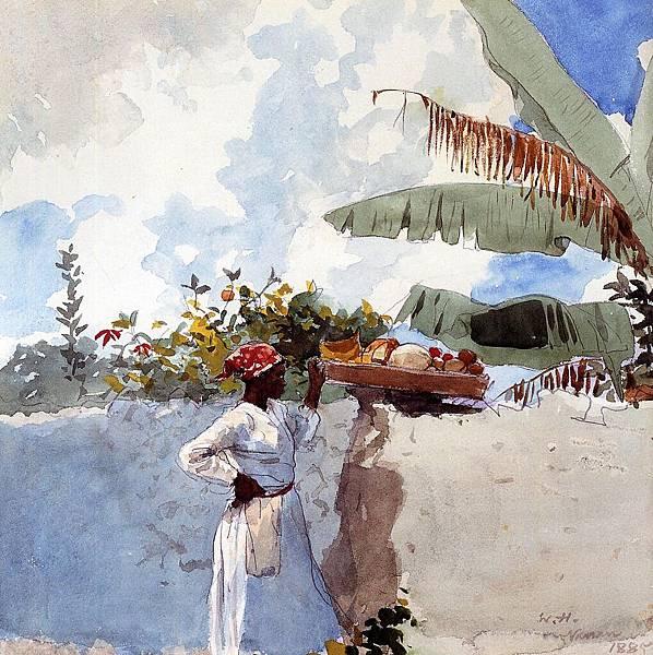 Winslow Homer (1836-1910)-Homer_Winslow_Rest-1885