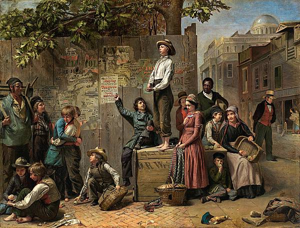 Thomas LeClear (1818–1882) Young America
