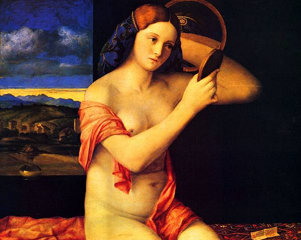 Giovanni Bellini (1430-1516)_Lady_at_her_toilette