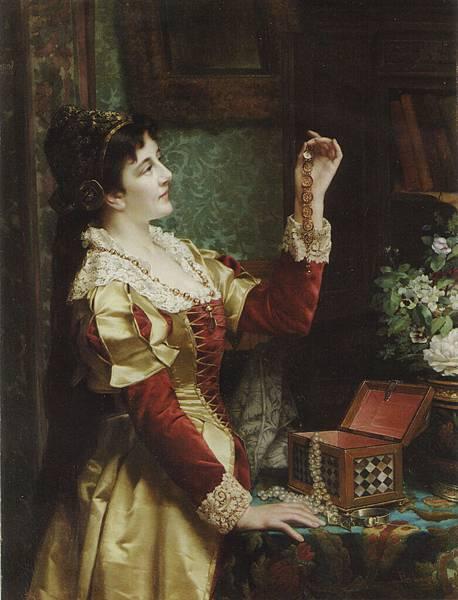 Jan Frederik Pieter Portielje (1826-1895) The_Jewel_Case