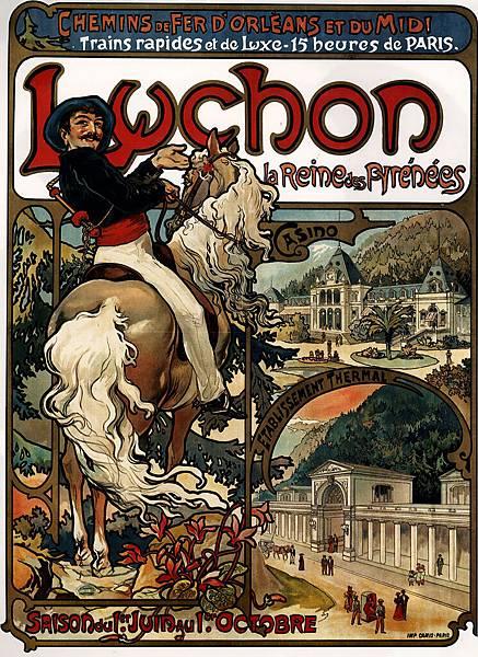 Alphonse Maria Mucha (1860-1939)-Luchon_1895%20