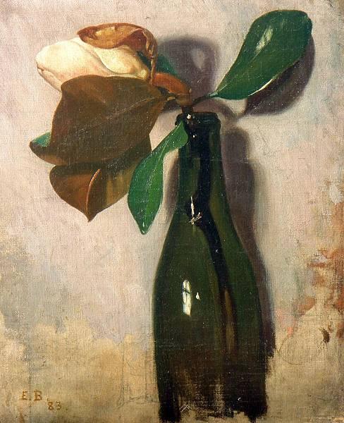Eliza Boott Duveneck (1846-1888), Magnolia