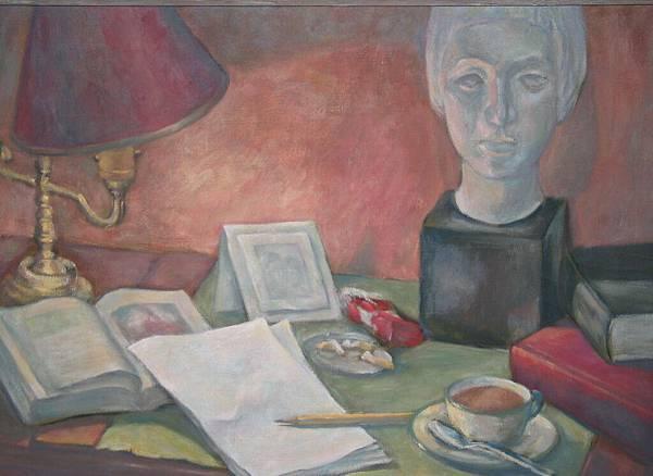 Horace Pippin (1888-1946)  Coffee Break