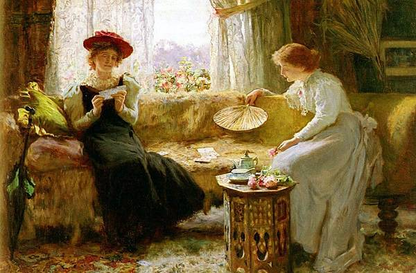 Francis Sidney Muschamp _Fortune_Telling
