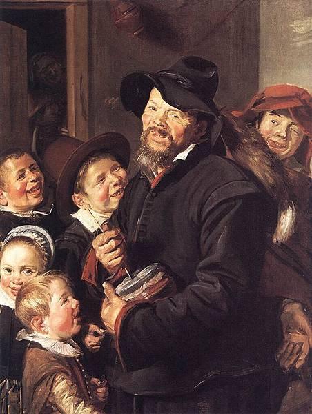 Frans Hals (1581-1666) The_Rommel_Pot_Player_WGA