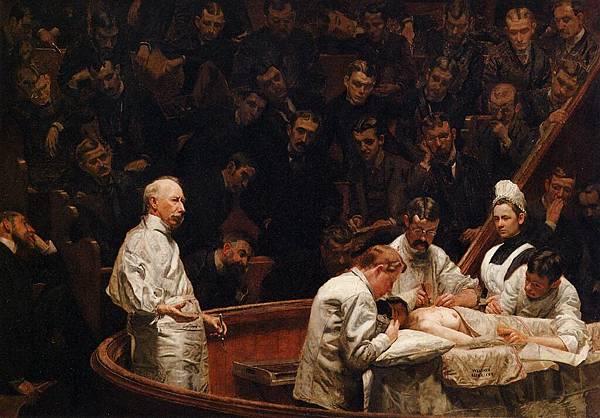 Thomas Eakins (1844-1916)-Eakins_Thomas_The_Agnew_Clinic