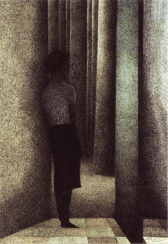 Leon Spilliaert, The Open Door