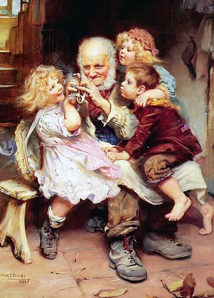 Arthur John Elsley (1861-)_Grandfathers_Favorites
