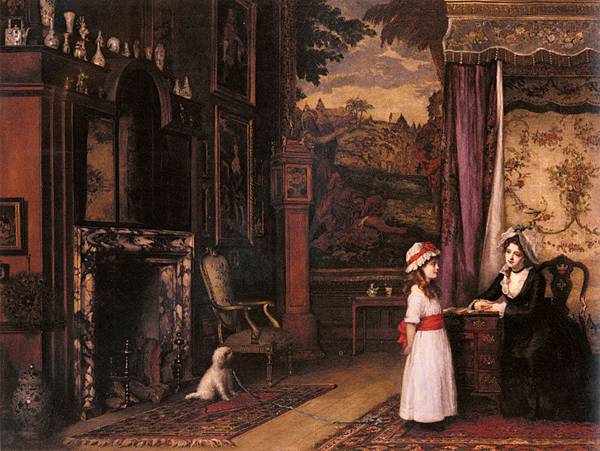 Egley_William_Maw_The_Morning_Lesson
