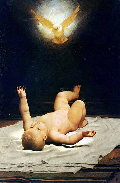 GoFrederick Goodall (1822-1904)_Already_He_Knew_God_As_His_Father