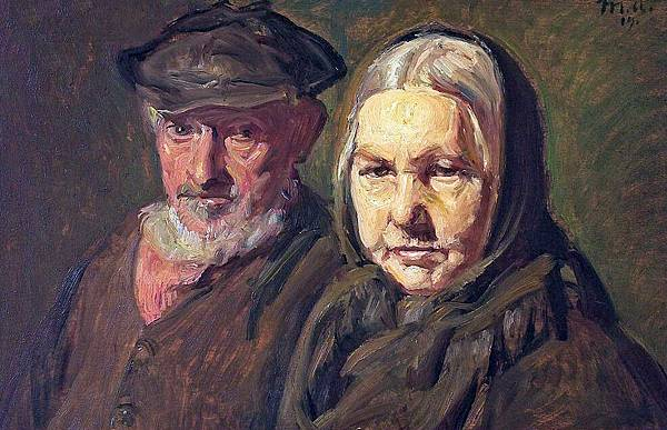 Michael_Ancher_-_Dobbeltportr疆t_-_1919
