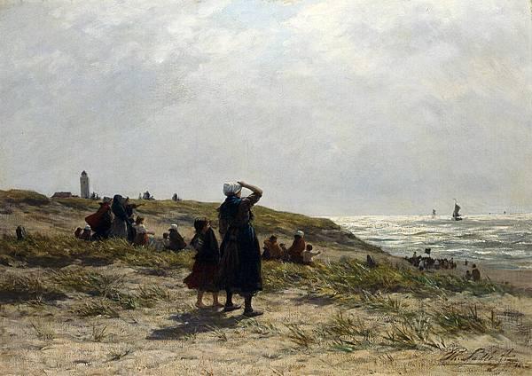 Sadee_Philip_Lodewijk_Jacob_Frederik_The_Return_Of_The_Fishing_Fleet_Katwijk