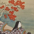 Blossoms and Autumn Foliage (Hana to kôyô 花の紅葉)1