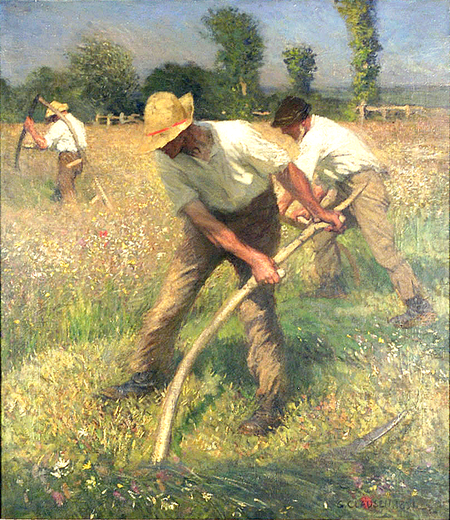 George Clausen (1852-1944) 1891_the_mowers_no_frame_2.png