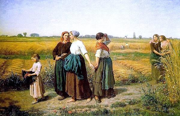 Jules Breton (1827-1906) The_Reapers.jpg