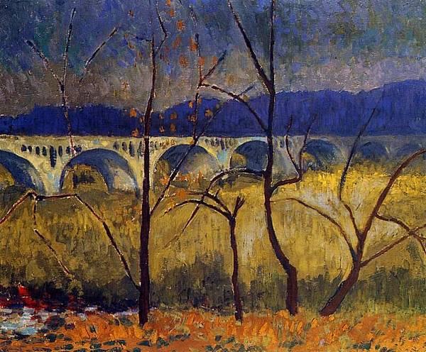 Paul Serusier (1864-1927) The Aqueduct.jpg