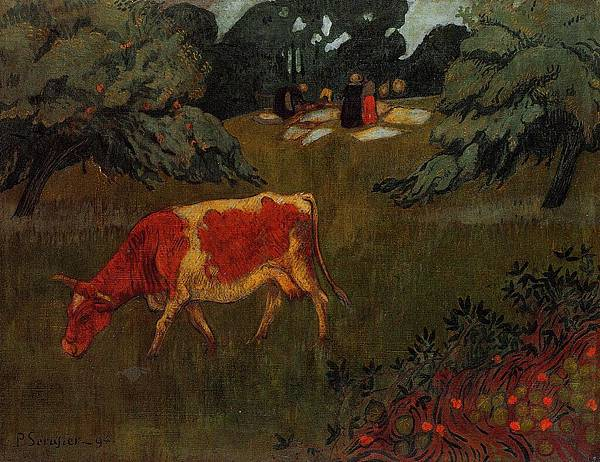 Paul Serusier (1864-1927) The Wash in a Large Meadow.jpg