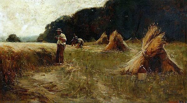 The Harvesters - (Leon Augustin Lhermitte.jpg