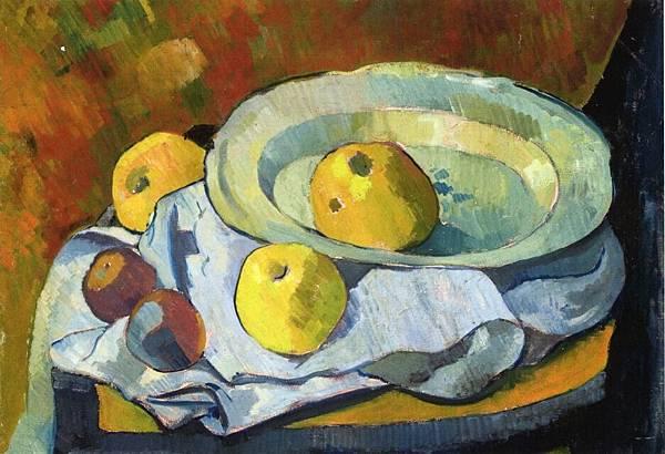 Paul Serusier (1864-1927) Plate of Apples.jpg