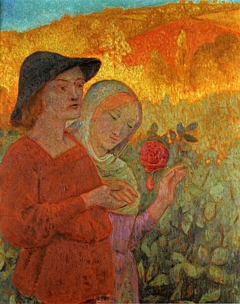 Paul Serusier (1864-1927) Mognonne Allons Voir si la Rose.jpg