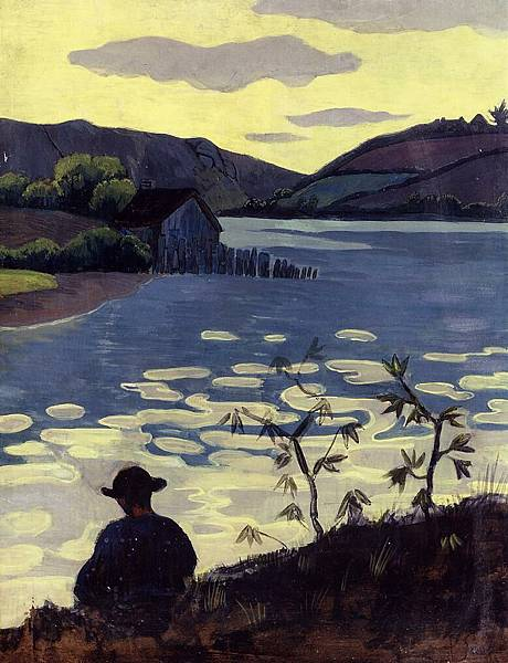 Paul Serusier (1864-1927) Fisherman on the Laita.jpg