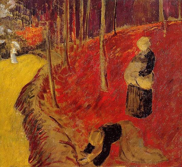 Paul Serusier (1864-1927) The Fern Harvesters in the Boid d'Amour at Pont Aven.jpg