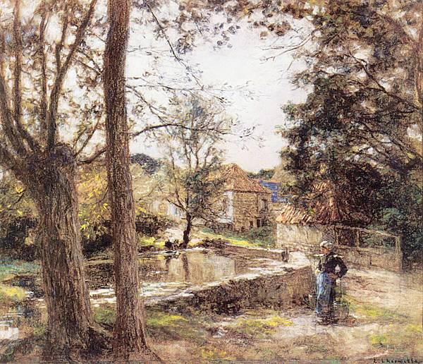Leon Augustin L'hermitte (1844-1925)-Lhermitte_Le_Lavoir_pres_de_la_Ferm_d-Erlan.jpg
