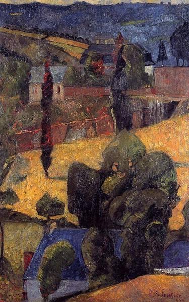 Paul Serusier (1864-1927) Landscape.jpg
