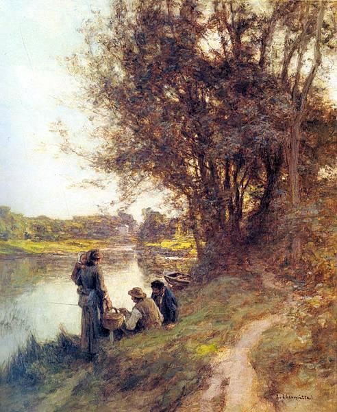 Leon Augustin L'hermitte (1844-1925)-Lhermitte_Leon_Augustin_Les_Pecheurs.jpg